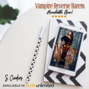 New Release: Virgin Vampire: Joanie by S. Cinders