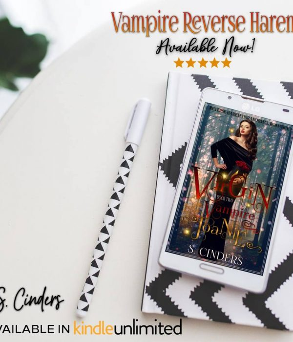 New Release: Virgin Vampire: Joanie by S. Cinders