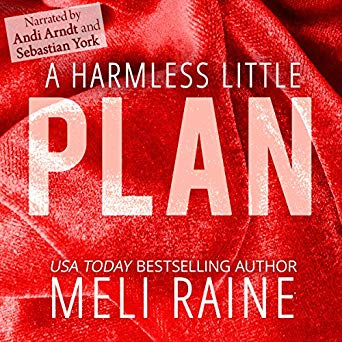 Audiobook Review: A Harmless Little Plan by Meli Raine