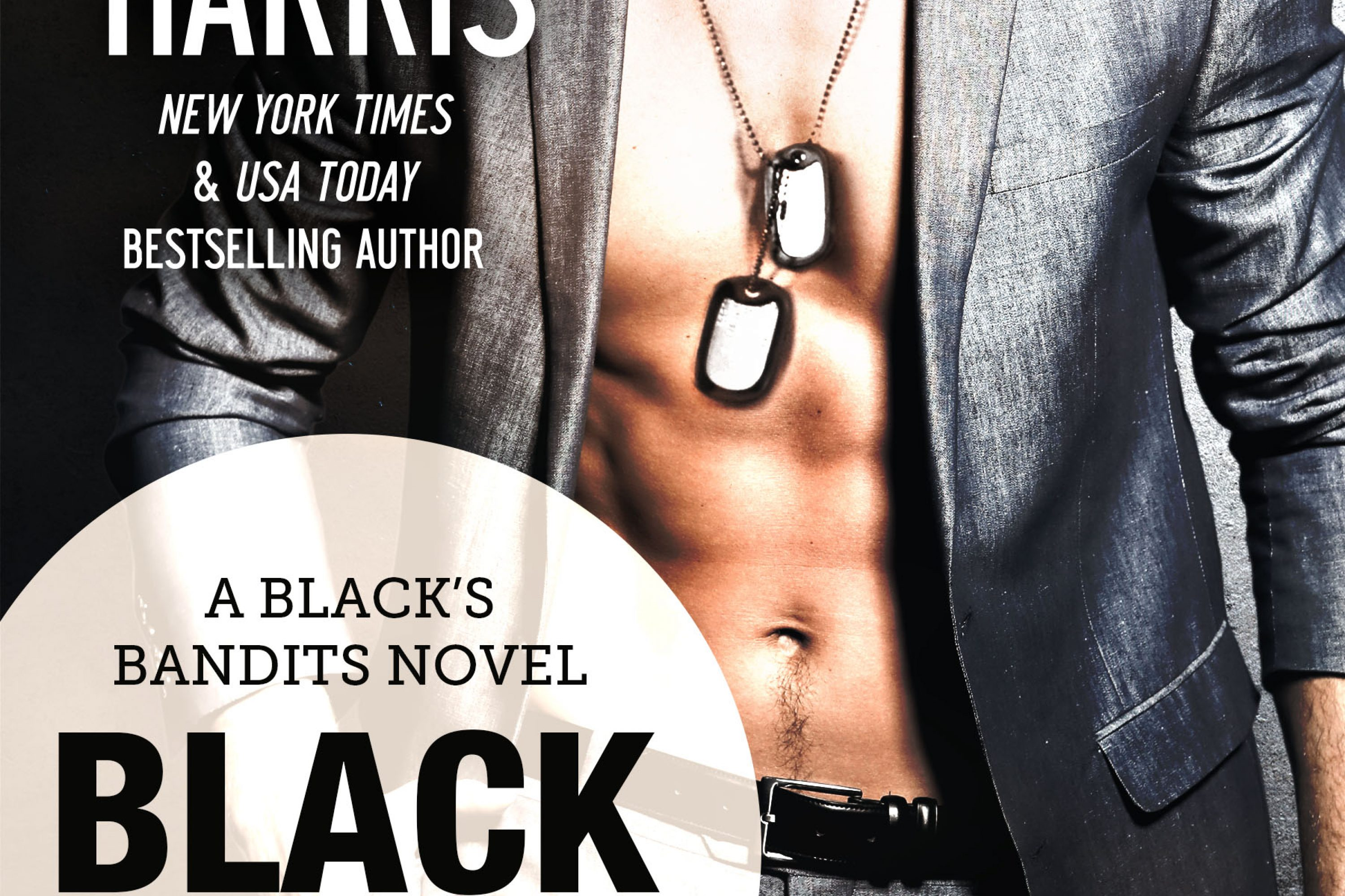 Review: Black List by Lynn Raye Harris