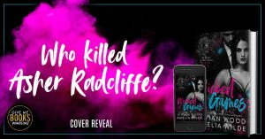 Cover Reveal:  Wicked Games by Vivian Wood & Amelia Wilde