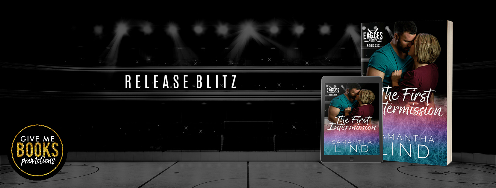 Release Blitz: The First Intermission by Samantha Lind