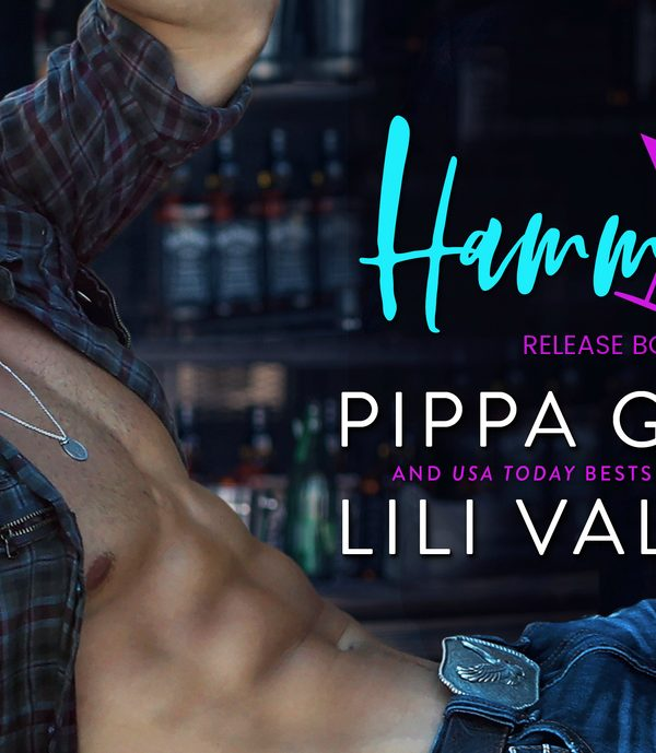 Release Boost: Hammered by Pippa Grant & Lili Valente