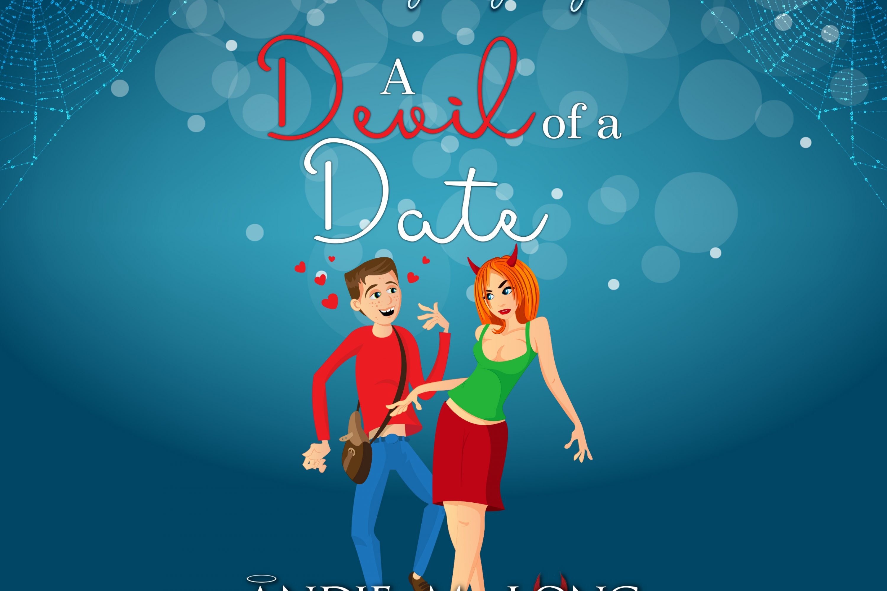 Audiobook Review: A Devil of a Date by Andie M. Long