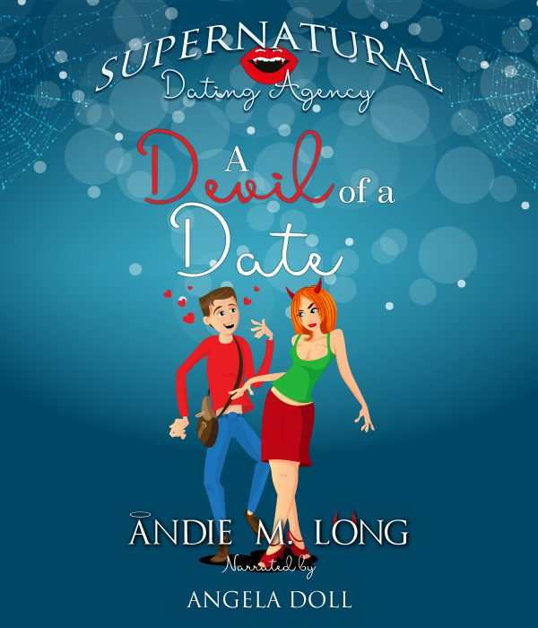 Audiobook Tour: A Devil of a Date by Andie M Long