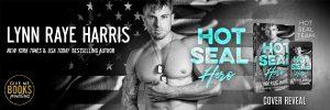 Cover Reveal: HOT SEAL Hero by Lynn Raye Harris