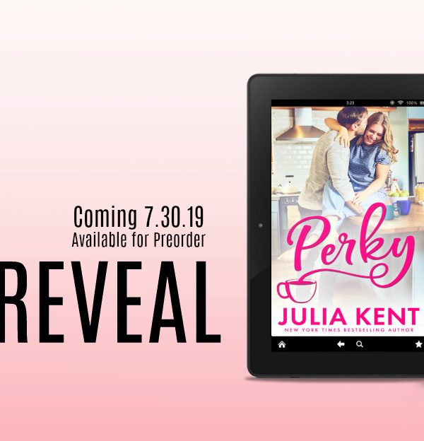Cover Reveal: Perky by Julia Kent