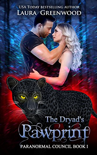 Audiobook Review: The Dryad's Pawprint by Laura Greenwood