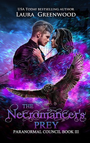 Audiobook Review: The Necromancer's Prey by Laura Greenwood