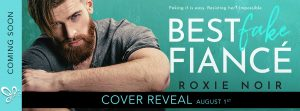 Cover Reveal: Best Fake Fiance by Roxie Noir