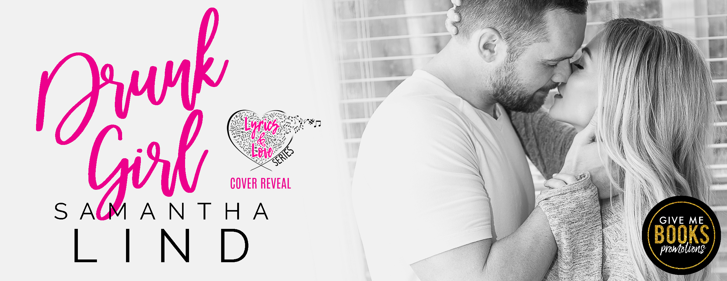 Cover Reveal: Drunk Girl by Samantha Lind