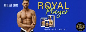 Release Blitz: Royal Player by Kylie Gilmore
