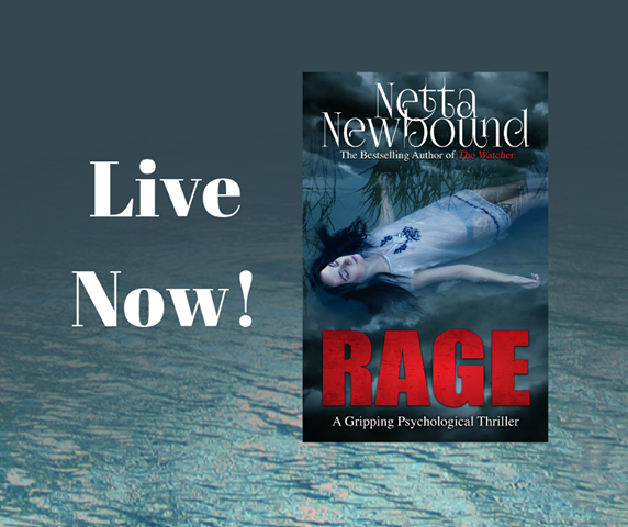 New Release: Rage by Netta Newbound