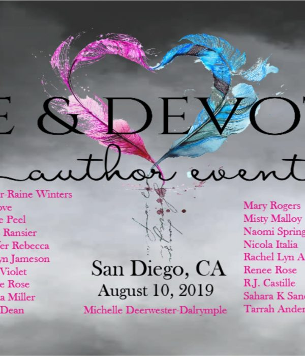 Love & Devotion Author Event – An All Romance Event!