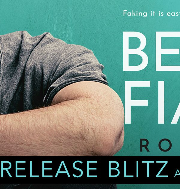 Release Blitz: Best Fake Fiance by Roxie Noir