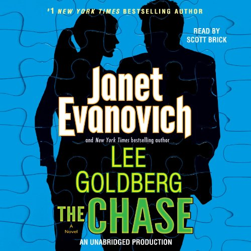 Audiobook Review: The Chase by Janet Evanovich and Lee Goldberg