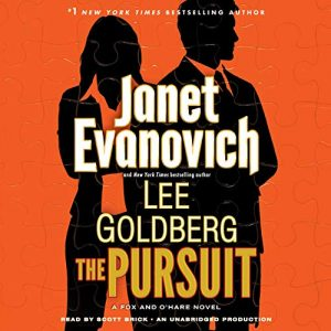 Audiobook Review: The Pursuit by Janet Evanovich and Lee Goldberg