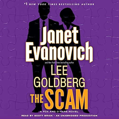 Audiobook Review: The Scam by Janet Evanovich and Lee Goldberg