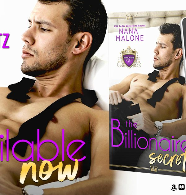 Release Blitz: The Billionaire's Secret by Nana Malone