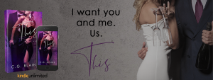 Release Blitz: This by CG Blaine