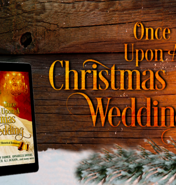 New Release: Once Upon A Christmas Wedding Anthology