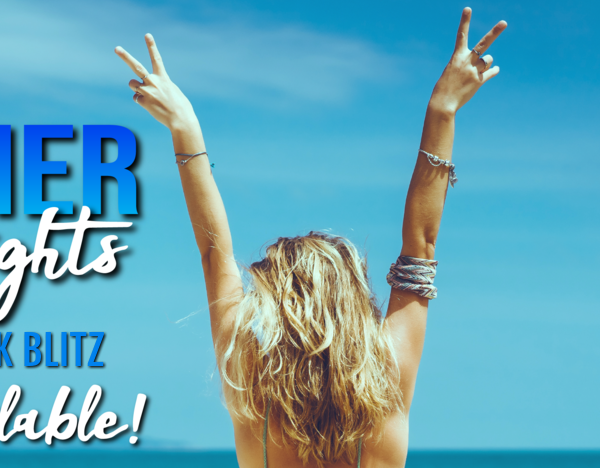 Book Blitz: Those Summer Nights by Ivy Smoak