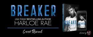 Cover Reveal: Breaker by Harloe Rae