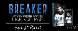 Excerpt Reveal: Breaker by Harloe Rae