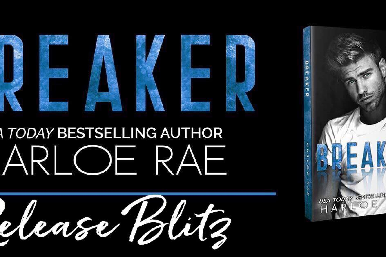 Release Blitz: Breaker by Harloe Rae