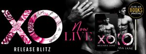 Release Blitz: XO by Melissa Jane