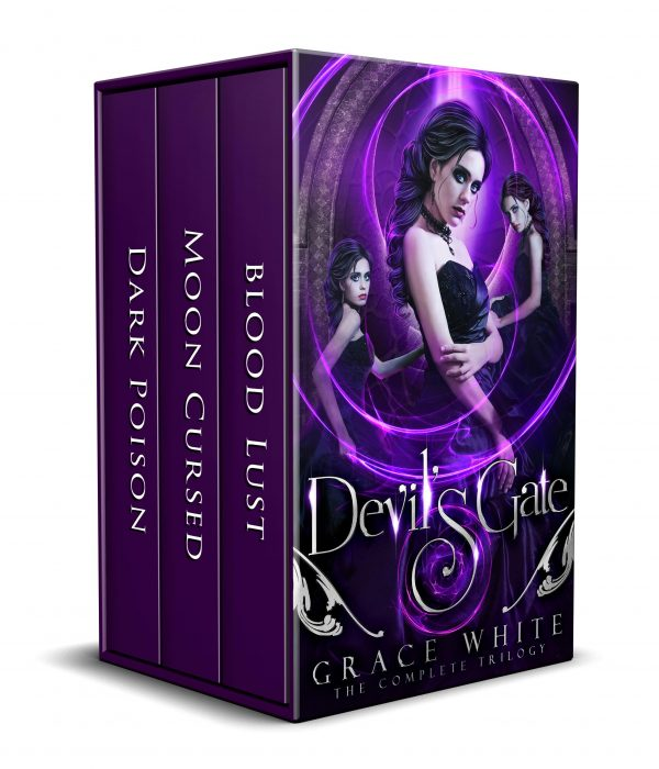 Audiobook Review: Devil's Gate: The Complete Trilogy By Grace White