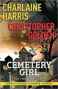 Audiobook Review: Inheritance by Charlaine Harris and Christopher Golden