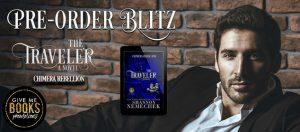 Pre-Order Blitz: The Traveler by Shannon Nemechek