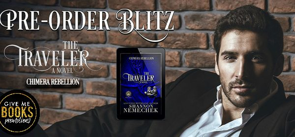 Pre-Order Blitz: The Traveler by Shannon Nemechek