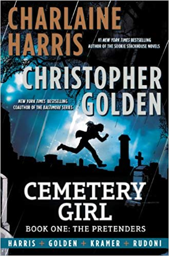 Audiobook Review: The Pretenders by Charlaine Harris and Christopher Golden