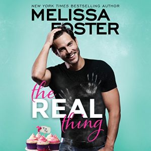Audiobook Review: The Real Thing by Melissa Foster