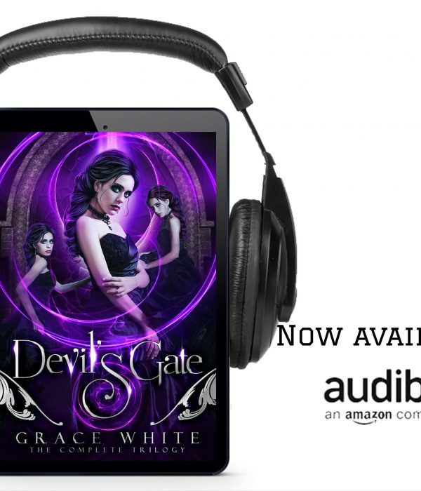 Release Blitz: Devil's Gate: The Complete Trilogy By Grace White