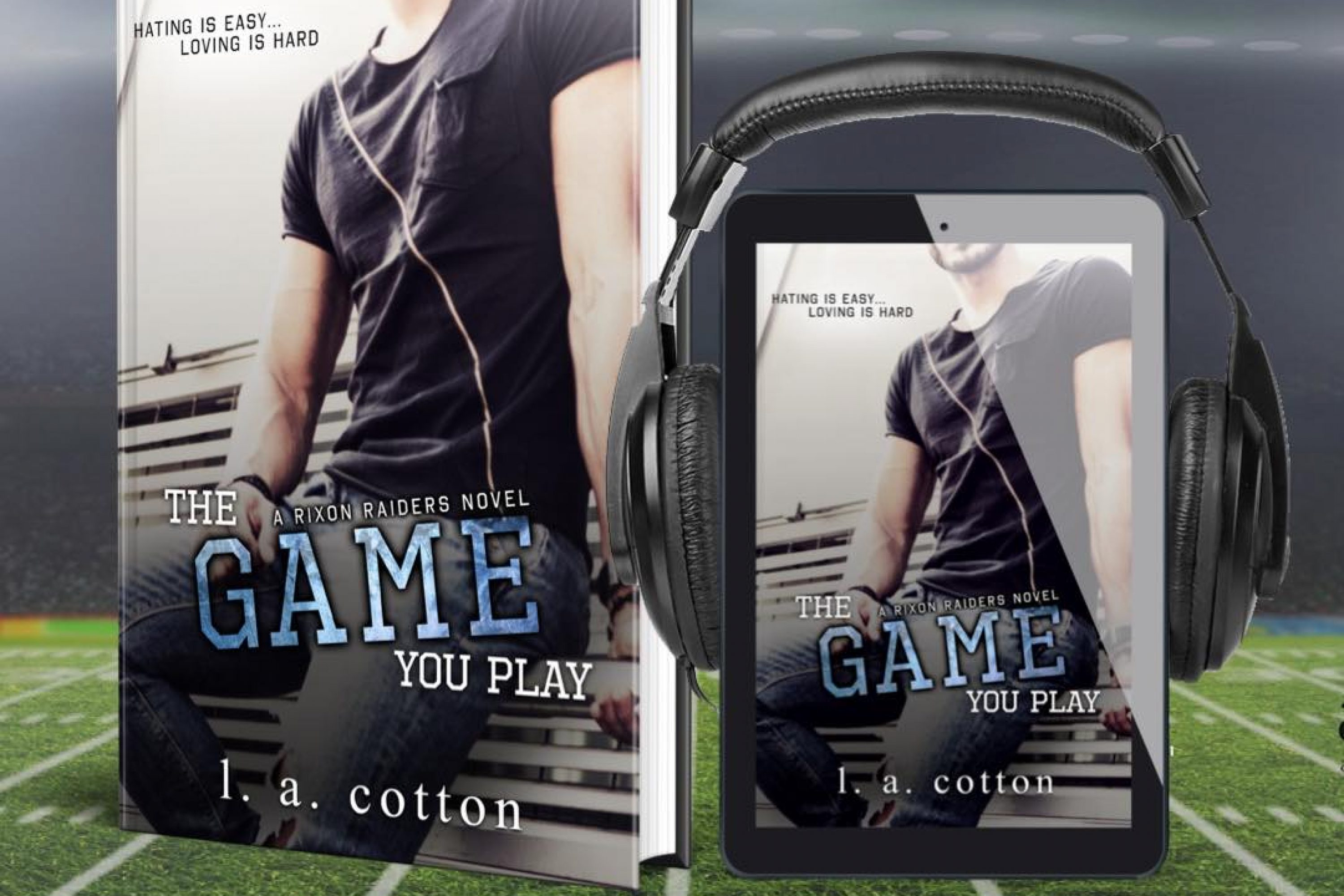 Audiobook Review Tour: The Game You Play by L.A. Cotton