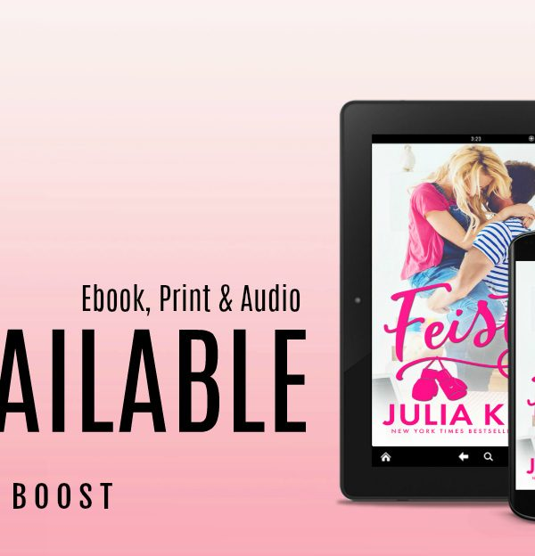 Release Boost: Feisty by Julia Kent