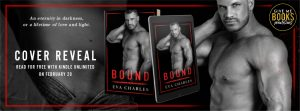 Cover Reveal: Bound by Eva Charles