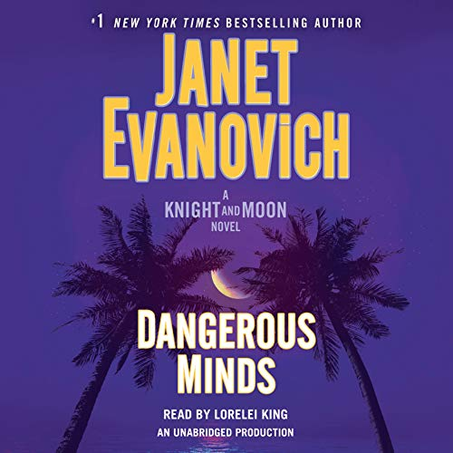 Audiobook Review: Dangerous Minds by Janet Evanovich and Phoef Sutton