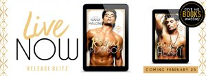 Release Blitz: Royal Playboy by Nana Malone
