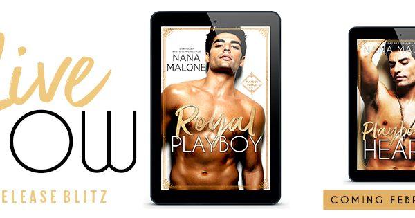 Release Blitz: Royal Playboy by Nana Malone