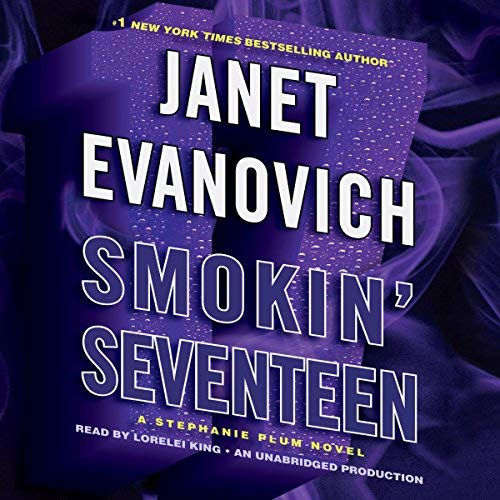 Audiobook Review: Smokin' Seventeen by Janet Evanovich