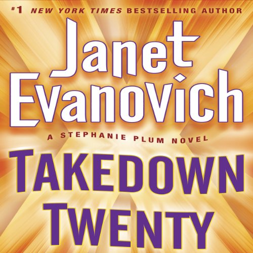 Audiobook Review: Takedown Twenty by Janet Evanovich