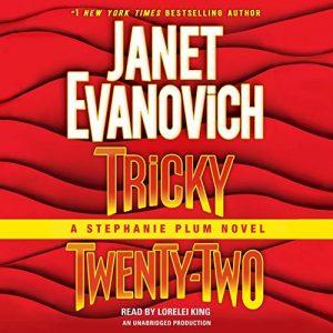 Audiobook Review: Tricky Twenty-Two by Janet Evanovich