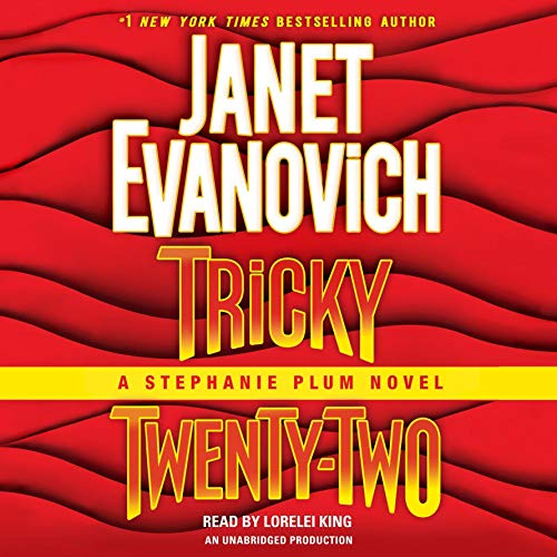 Audiobook Review: Tricky Twenty-Two by Janet Evanovich