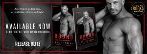 Release Blitz: Bound by Eva Charles