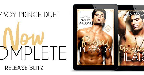 Release Blitz: Playboy's Heart by Nana Malone