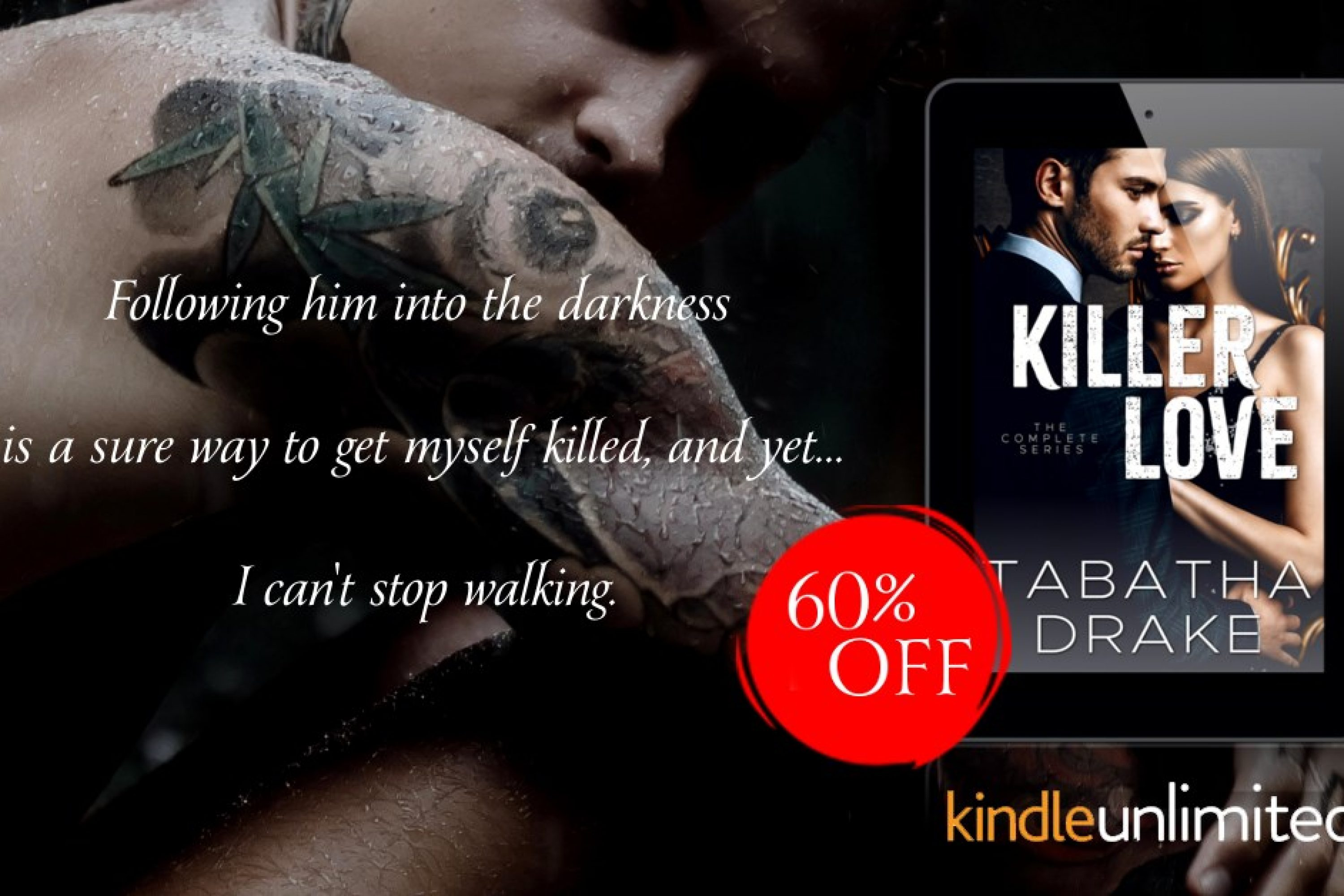 Sale Extended: Killer Love The Complete Series by Tabatha Drake